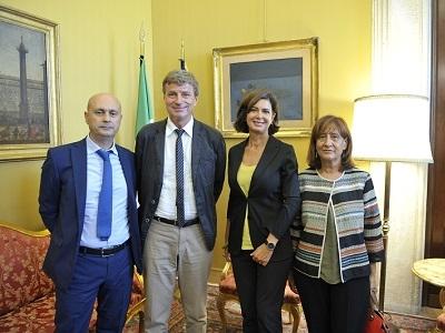 Boldrini riceve i sindacati. Massimo impegno contro lo sfruttamento