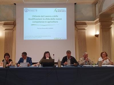 BILATERALITA' Parti sociali siano guida per valorizzazione nuove professionalità in agricoltura