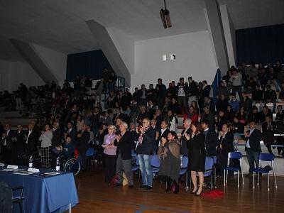 """""""Standing ovation"""" a Palermo per il video """"Una strage ignorata"""""""