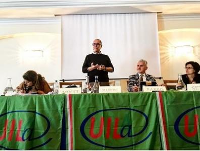 ARTIGIANATO Si rafforza impegno comune Uila-Uil per crescita comparto