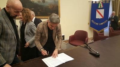 Campania, firmato il nuovo accordo integrativo