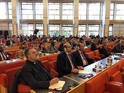 La Santa Sede chiede ratifica convenzioni FAO e ILO e maggiore cooperazione internazionale