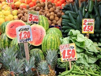 Istat, in ripresa i prezzi al consumo