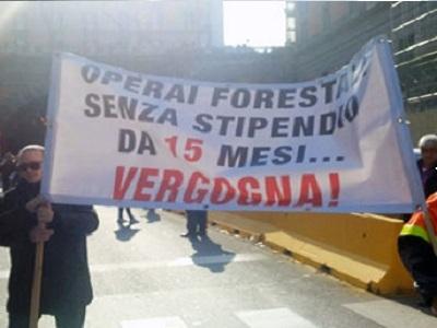 Accordo in Campania per pagamento arretrati 2011,2012,2013