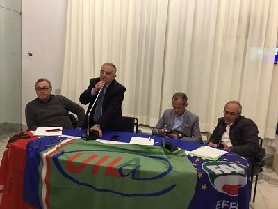 FORESTALI. La Sicilia si mobilita. Grande successo per la riforma proposta dai sindacati